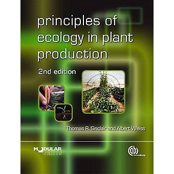 Beginselen van ecologie in plantaardige productie (2e herziene editie) door T.