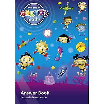 Heinemann aktiv matematik--bortom nummer--grundnivå--Answerbook