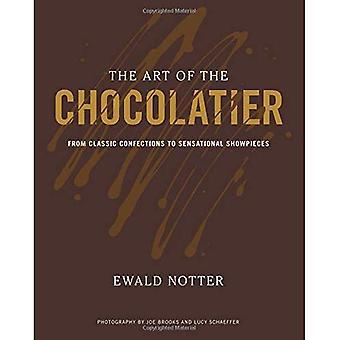 Die Kunst der Chocolatier: vom klassischen Süßigkeiten zu sensationellen Schaustücke