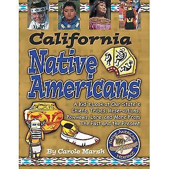 Californië Indianen (Paperback) (Native American Heritage)