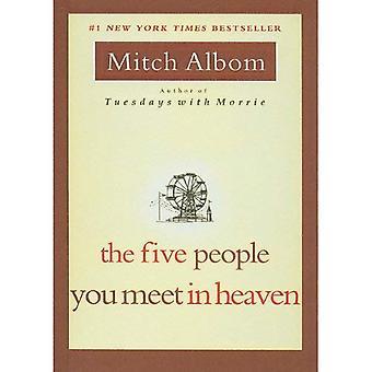 De vijf mensen die u in de hemel ontmoet