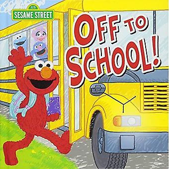 Korting op naar School! (Sesam straat Scribbles)