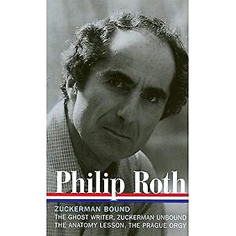 Philip Roth: Zuckerman Bound: A Trilogy and Epilogue 1979-1985 (Library of America)