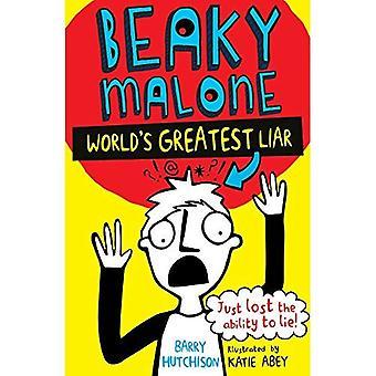Weltweit größte Lügner 2016 - Beaky Malone 1