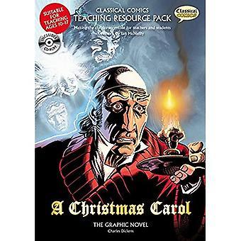 A Christmas Carol: Classical Comics Teaching Resource Pack