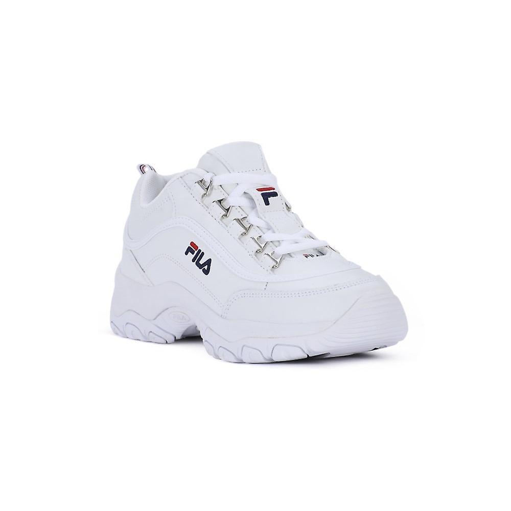 Fila 1FG Strada Low 10105601FG uniwersalne przez cały rok buty damskie Z0KU4