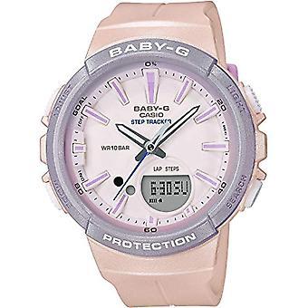 Baby-G analogové hodiny křemen s pryskyřičným páskem 4549526192210