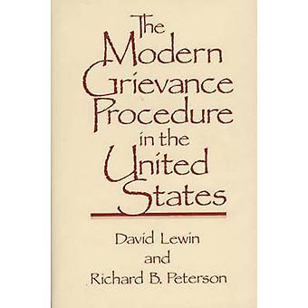 Det moderna klagomål förfarandet i USA av Lewin & David