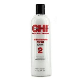 Chi Transformation System Phase 2 - Bonder Formula A (for Resistant/virgin Hair) - 473ml/16oz