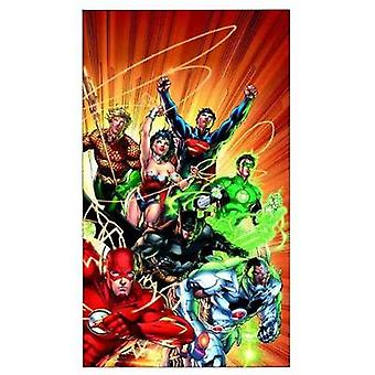 Justice League by Geoff Johns Box Set Volume 1 by Jim Lee - 978140127