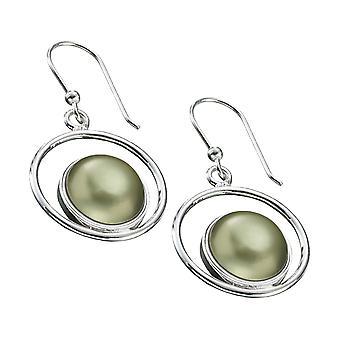 KAMELEON JewelPop 20mm Hoop Sterling Silver Earrings KE34