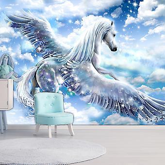 Fotomurale - Pegasus (Blue)
