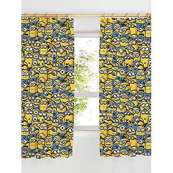 Despicable Me Minions Curtains