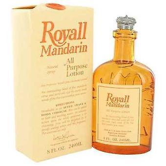 Royall Mandarin By Royall Fragrances All Purpose Lotion / Cologne 8 Oz (men) V728-403254