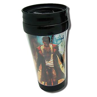 Mug - DMC - Dante Tumbler (Devil May Cry) Cup New Anime Licensed ge69055