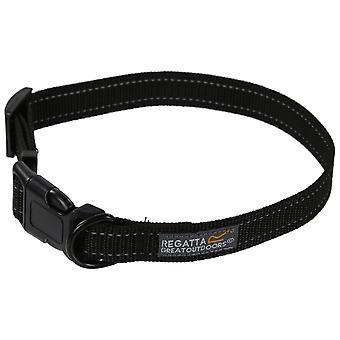 Regata Negro Confort Collar para Perros 45-70cm
