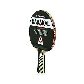 Karakal KTT-200 2 stjerne standard 7 ply Willow 1.8 mm svamp bord tennis bat