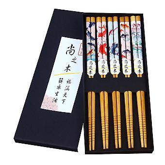 Bambusové hůlky - Sushi nudle