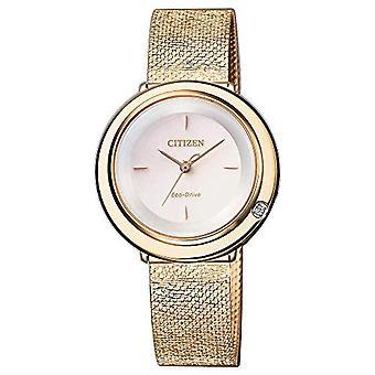 CITIZEN klocka kvinna Ref. EM0643-84X