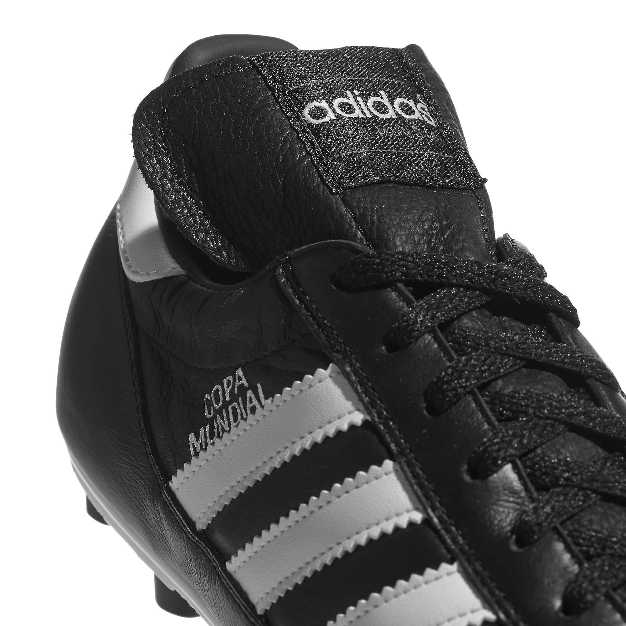 Adidas Copa Mundial FG Firm Ground Männer Fußballschuh schwarz weiß