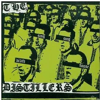 Distillers - Sing Sing Death House [CD] USA import