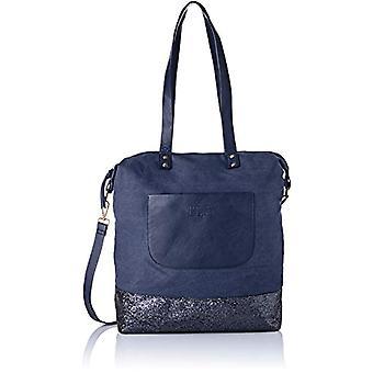 Le Temps des CerisesLTC4T8I - Blue Women's Crossbags (Blue (BLEU DF03)) 14x48x42 cm (W x H x L)