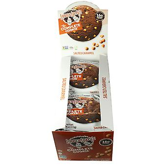 Lenny & Larry's Complete Cookies In Flavour Salted Caramel Box Of 12 Cookies