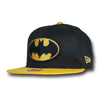 Batman zwart & gele 9Fifty SnapBack hoed