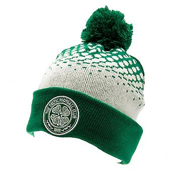 Celtic FC Unisex Adults FD Ski Hat