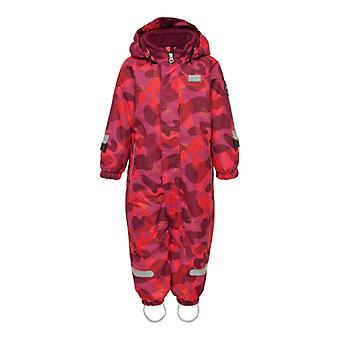 LEGO Wear Julian Toddler Snowsuit | Dark Pink