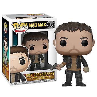 Mad Max Fury Road Max Pop! Vinyl