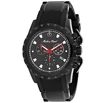 Mathey Tissot Men's Classic Black Dial Watch - H466CHN