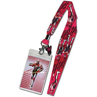 Lanyard - Tiger & Bunny - New Bunny Toys Girls Gifts Anime Licensed ge37501
