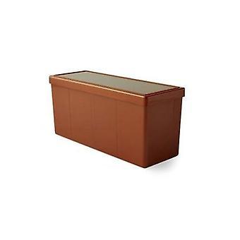 درع التنين - 4 صندوق تخزين المقصورة - النحاس