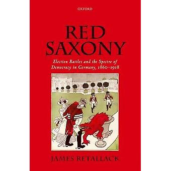 Red Saxony by James Retallack