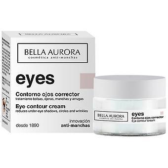 Voide silmien alueelle Bella Aurora (15 ml)