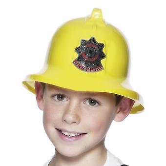 قبعة رجل الإطفاء، وحجم واحد