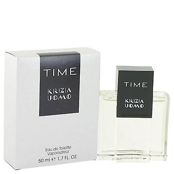 Krizia tijd eau de toilette spray door krizia 426318 50 ml