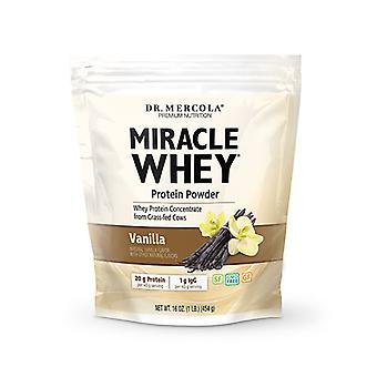 Miracle Zer - Proteine Pulbere vanilie (454 gram) - Dr. Mercola