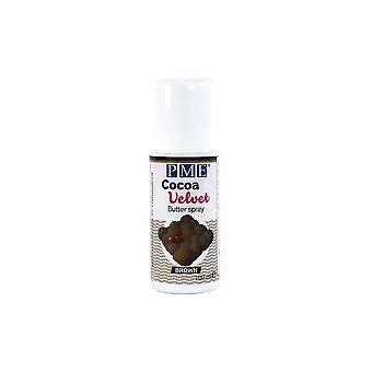 PME Cocoa Velvet Butter Spray - Bruin100ml