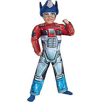 Optimus Prime Rescue Bot Toddler Costume