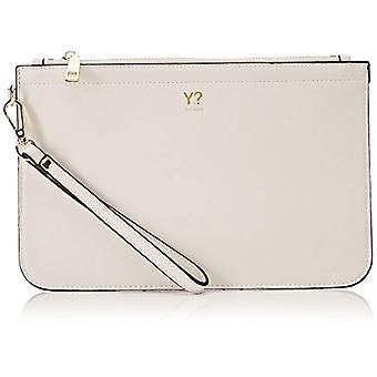 YNOT Bre009/pe18 Women's White shoulder bag 0.5x18x28 cm (W x H x L)