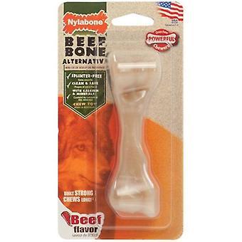 Nylabone Extreme Chew Beef Bone S (Dogs , Toys & Sport , Chew Toys)