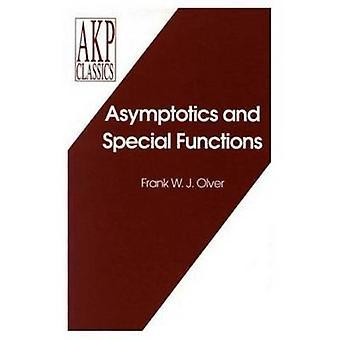 Asymptotics och specialfunktioner av Frank Olver