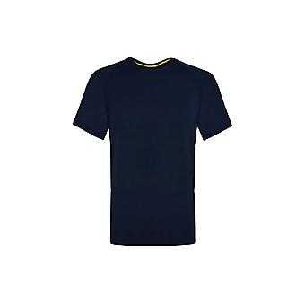 Hugo Boss Leisure Wear Hugo Boss Men's Dark Blue Fashion T-Shirt