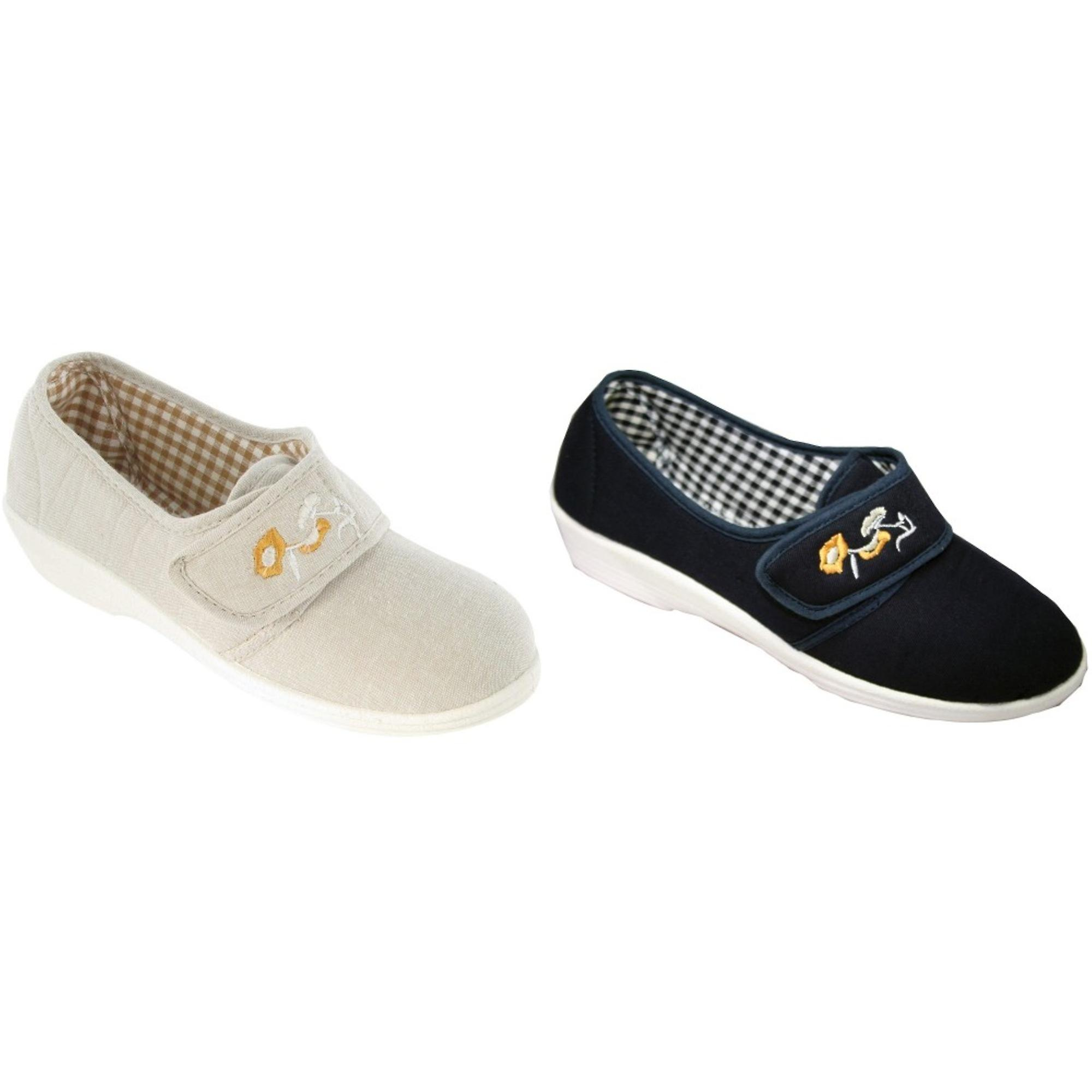 Mirak Boost Touch And Close Canvas / Womens Shoes GyGdq