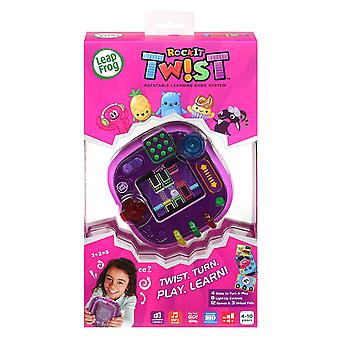 LeapFrog RockIt Twist Handheld Gaming System Purple Ages 4-10 Years