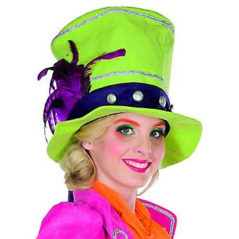 Mad Hatter Hat accessory costume Carnival zuze crazy