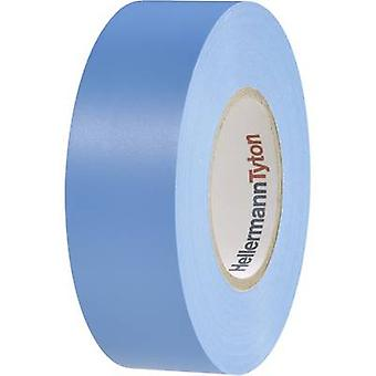 HellermannTyton HelaTape Flex 15 710-00151 Electrical tape HelaTape Flex 15 Blue (L x W) 20 m x 19 mm 1 pc(s)