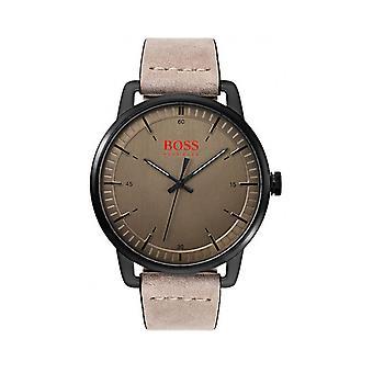 Hugo Boss Original Men All Year Watch - Brown Color 35629